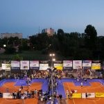 Season debut at Wizz Air Sport Arena Streetball