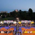 Season debut at Wizz Air Sport Arena Streetball