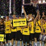 Basket 3×3 Novi Sad, champions at Raiffeisen Bank Bucharest Challenger