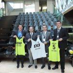 Sport Arena to organize the FIBA 3×3 World Tour Final