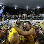 Romania and Russia, the first ever 3×3 basketball European Champions