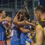 Team Bucharest, tough mission at FIBA 3×3 World Tour Lausanne