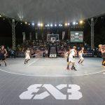 Al Wahda Novi Sad won the 2016 FIBA 3×3 World Tour Final