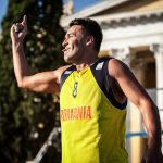 Romania, qualified for the 3×3 World Championships in 2016