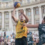 Romania's Big 3. Bucharest Legends take on the world's 3×3 giants
