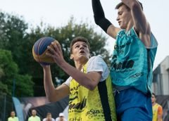 Radu Petrescu is the best junior in the world at 3×3 basketball