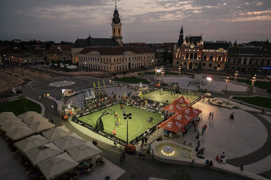 Oradea will host the Tour Final on August 18-19.