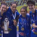 Raiffeisen Bank Bucharest Challenger 2018 – Women Master: Team Rome (ITA)
