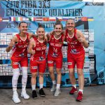 The Qualifier's Top Scorer and a quite petite playmaker to propel Belarus at its first FIBA 3×3 Europe Cup showing