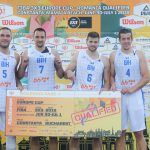 Injury-hit Bosnia&Herzegovina is faced with a fiery debut at FIBA 3×3 Europe Cup