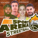 3×3 Basketball from home to home: Sport Arena Streetball Tournaments are currently moving online!