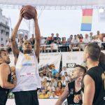 Salajean Hustlers si Somes Champions, favorite la Sibiu Streetball