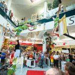 Dunking Devils revin la Bucuresti! Super show in Baneasa Shopping City