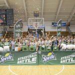 Sete de baschet! Liceenii și-au desemnat campionii la Sprite Streetball Battle