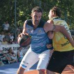 Marius Moga vs. Virgil Stănescu, în meciul vedetelor Make-A-Wish la Sport Arena Streetball