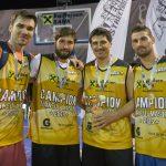 Bilete pentru Lausanne! We Got Game, campionii Sport Arena Streetball 2015