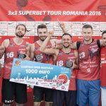 Drumul către FIBA 3×3 World Tour a început la Ploiesti