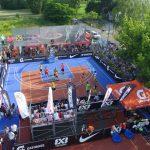 Streetball-ul s-a intors acasă! Show total pe terenurile din Politehnică