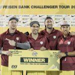 Lecție de baschet 3×3! Liderii mondiali se impun la Raiffeisen Bank Bucharest Challenger