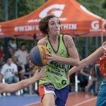 Fetele joacă tare la Politehnica Streetball: record de participare la U18 și duel între două vicecampioane europene