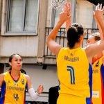 Nationala feminina de baschet 3×3 s-a calificat la Campionatele Europene. Baieții vor absenta in premieră de la turneul final
