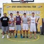 Baneasa Streetball: Juniorii ii au ca model pe campionii de la Novi Sad