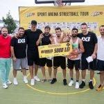 """1,2,3, """"Rahova câștigă mereu"""". Victorie la Băneasa Streetball și triplă în turul național de 3×3 pentru Alin Spahiu și """"Rahova's Finest""""."""