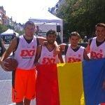 Super echipa românească din FIBA 3×3 World Tour se reface la Tulcea Street Play