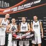 Sezon cu suișuri și coborâșuri pentru campioana FIBA 3×3 World Tour