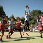 Mangalia Streetplay încheie seria estivală a turneelor de baschet 3×3