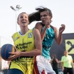 Check-in din Politehnică: Gabi Mărginean a câștigat titlul la Sport Arena Streetball Tour și apoi și-a luat zborul spre Turcia. La masculin, sârbii sunt din nou campioni.
