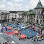 Craiova Streetball, final de sezon pentru baschetul 3×3 in aer liber