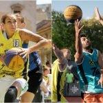 Andra Haas și Alin Spahiu, cel mai bine clasați jucători români în FIBA 3×3 World Rankings