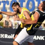3×3 City Challenge: Duel Cluj-Napoca vs. Iași în circuitul național de baschet 3×3 Sport Arena Streetball