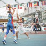 Drumul către Europenele de baschet 3×3 trece prin Constanța. Naționalele României se duelează cu cele mai tari echipe din lume