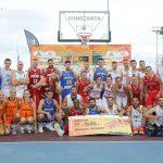 Românii au făcut valuri pentru baschetul 3×3. Spectacol total pe plaja din Mamaia la turneul de calificare pentru Campionatul European de Baschet 3×3