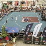 Ploaia a ruinat prima zi la FIBA 3×3 Europe Cup Qualifier în Constanța