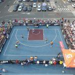 Duelul orașelor în baschetul 3×3 continuă în week-end: Râmnicu Vâlcea vs. Piatra Neamț