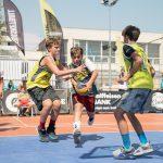 Baschet 3×3 la Max: Peste 250 de participanți vor juca noua disciplină olimpică la Raiffeisen Bank Mega Mall Streetball