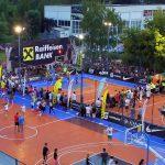 Baschetul 3×3 revine acasă: Finala Sport Arena Streetball Tour va avea loc în Universitatea Politehnică București