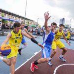Baschet la circ! Super spectacol cu cei mai buni jucători din lume la FIBA 3×3 Europe Cup