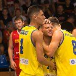 România învinge Grecia și Spania la baschet 3×3 în aceeași zi