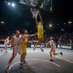 Serbia și Franța au dominat prima zi de întrecere la Campionatul European de baschet 3×3, în timp ce România a ratat sferturile pe tabloul masculin