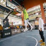 Constanța Streetplay a dat startul calificărilor pentru Jocurile Olimpice la baschet 3×3. Spectacol cu jucătorii lui Hagi