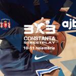Bătălia pentru Jocurile Olimpice începe la Constanța! Primul turneu de baschet 3×3 din sezonul pre-olimpic se joacă la City Park Mall