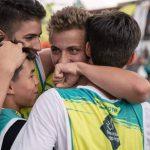 Romania domină Top 10 mondial la 3×3: Rareș, Victor si Luca puștii care se distrează vara la Sport Arena Streetball