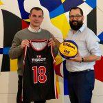 Tissot, official timekeeper la Sport Arena Streetball începând cu sezonul 2019