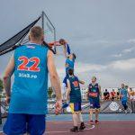 Galați Streetball, în familie: O echipă tată-fiu a câștigat competiția la categoria de elită, Open Masculin