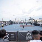 Severin Streetball: Baschetul 3×3, disciplină olimpică la Tokyo 2020 a primit ștafeta de la o mare campioană a României, participantă la trei ediții ale Jocurilor Olimpice