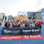 Și la Ploiești au fost pe val: Cabron i-a premiat pe cei mai buni baschetbaliști de la Superbet Ploiești Streetball. Naționala Arabiei Saudite a fost prezentă la eveniment